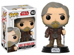 Figurka Star Wars Last Jedi POP! Luke Skywalker
