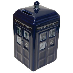 Skarbonka Doctor Who Tardis