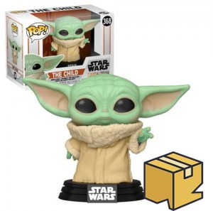 Figurka Star Wars The Mandalorian POP! Baby Yoda *