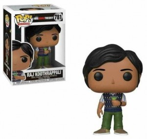 Figurka Big Bang Theory POP! Raj