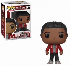 Figurka Spider-Man Game Marvel POP! Miles Morales