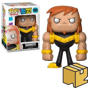 Figurka Teen Titans Go! POP! Mammoth *
