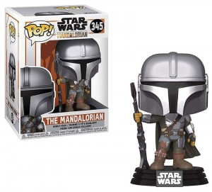 Figurka Star Wars POP! The Mandalorian