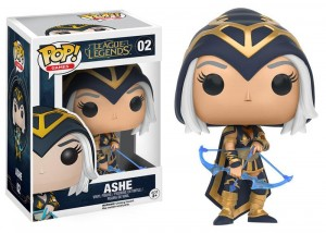 Figurka League Of Legends POP! Ashe
