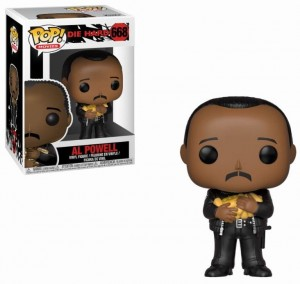 Figurka Die Hard POP! Al Powell