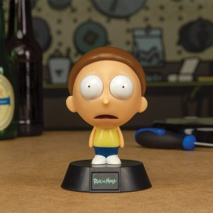 Lampka Figurka Rick and Morty Morty 10 cm