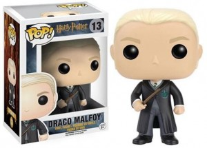 Figurka Harry Potter POP! Draco Malfoy