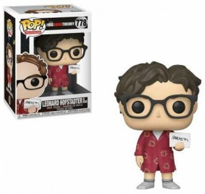 Figurka Big Bang Theory POP! Leonard