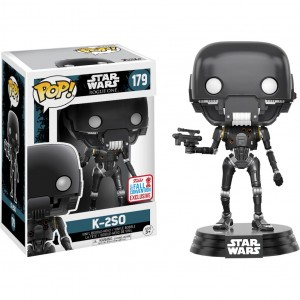 Figurka Star Wars Rogue One POP! K-2SO Battle Damaged Exclusive