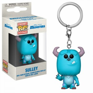 Brelok Disney Monster Inc POP! Sulley