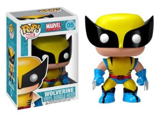 Figurka Marvel X-Men POP! Wolverine