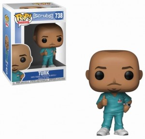 Figurka Scrubs POP! Turk