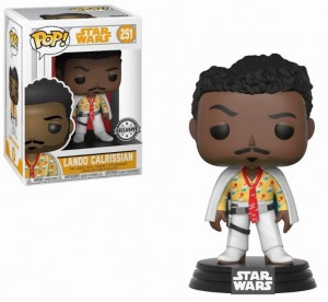 Figurka Star Wars: Solo POP! Lando Carlissian Exclusive