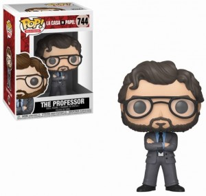 Figurka Money Heist POP! The Professor