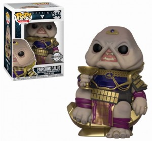 Figurka Destiny POP! Emperor Calus Exclusive