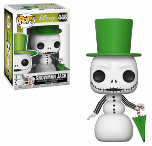 Figurka Nightmare Before Christmas POP Snowman Jack