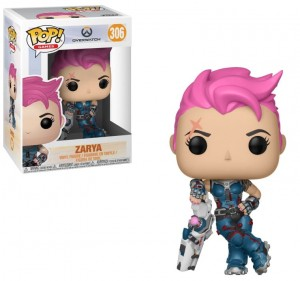 Figurka Overwatch POP! Zarya