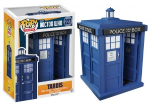 Figurka Doctor Who POP! Tardis 15 cm