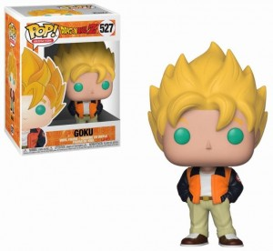 Figurka Dragon Ball Z POP! Casual Goku