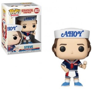 Figurka Stranger Things S3 POP! Steve Ahoy