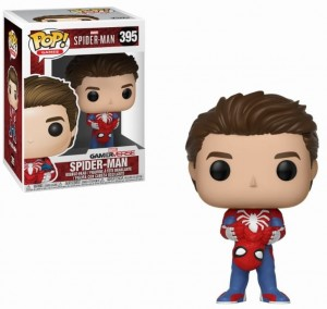 Figurka Spider-Man Game Marvel POP! Spider-Man