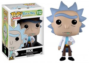 Figurka Rick and Morty POP! Rick