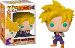 Figurka Dragon Ball Z POP! Super Saiyan Gohan Exclusive