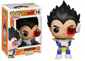 Figurka Dragon Ball Z POP! Vegeta