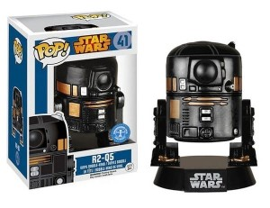 Figurka Star Wars POP! R2-Q5 Exclusive