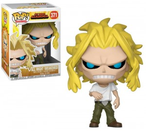 Figurka My Hero Academia POP! All Might Weakened