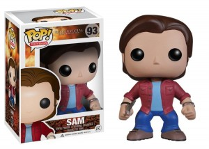 Figurka Supernatural POP! Sam Winchester