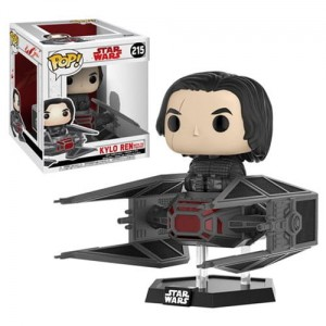 Figurka Star Wars POP! Kylo Ren Tie Fighter