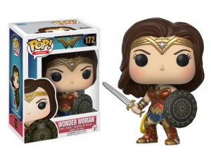 Figurka Wonder Woman POP! Wonder Woman