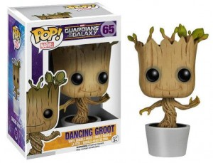 Figurka Dancing Groot POP! Marvel