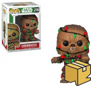 Figurka Star Wars POP! Holiday Chewbacca *
