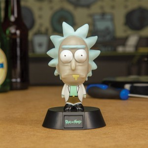 Lampka Figurka Rick and Morty Rick 10 cm
