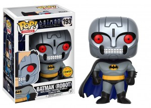 Figurka DC Comics POP! Batman Robot Batman Animated Series CHASE