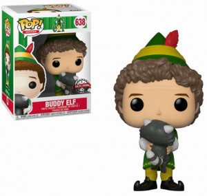 Figurka Elf POP! Buddy Elf with Raccoon Exclusive