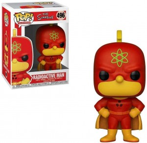 Figurka The Simpsons Funko POP! Homer Radioactive Man