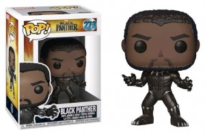 Figurka Black Panther Marvel POP! Black Panther