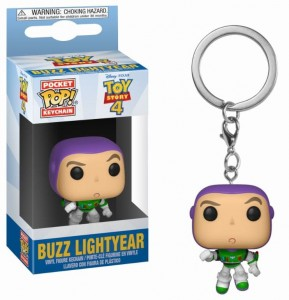 Brelok Toy Story 4 Funko POP! Buzz Lightyear