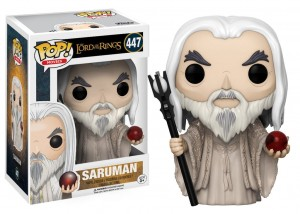 Figurka Lord Of The Rings POP! Saruman