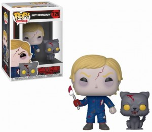 Figurka Pet Sematary Funko POP! Gage & Church