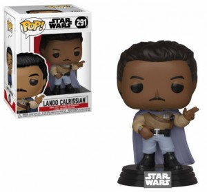 Figurka Star Wars POP! Lando Carlissian
