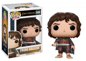 Figurka Lord Of The Rings POP! Frodo Baggins