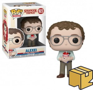 Figurka Stranger Things S3 POP! Alexei *