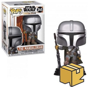 Figurka Star Wars POP! The Mandalorian *
