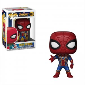 Figurka Avengers Infinity War POP! Iron Spider