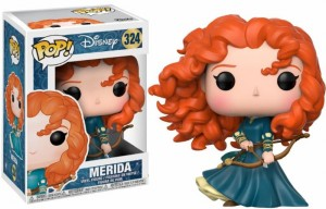 Figurka Disney POP! Merida