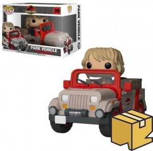 Figurka Jurassic Park POP! Park Vehicle 15 cm *